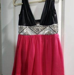 Bebe Evening Dress
